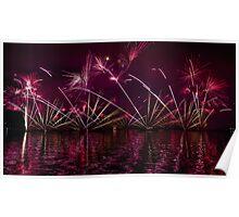 Fireworks 24 Poster
