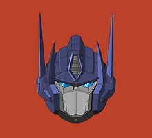 G1 Optimus Prime by vladmartin