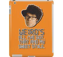 Weird's All I've Got iPad Case/Skin