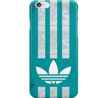 Unique Batik Adidas Light Blue Case iPhone Case/Skin