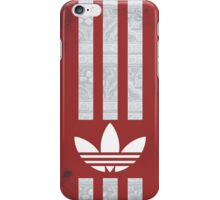 Unique Batik Adidas Dark Red Case iPhone Case/Skin