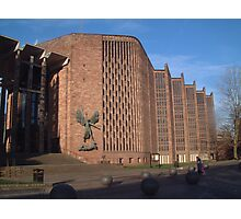 Coventry Cathedral Photographic Print