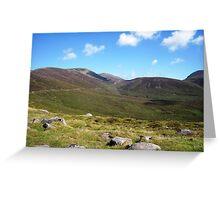 NI landscape Greeting Card