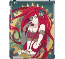 Steampunk Ariel iPad Case/Skin