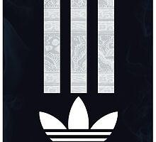 Unique Batik Adidas Dark Case by procase