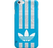 Unique Batik Adidas Blue Case iPhone Case/Skin