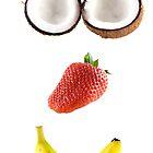 Happy Fruits 2 by Lizzylocket