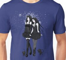 """""""Courtney and Laura: two cat girls"""" Unisex T-Shirt"""
