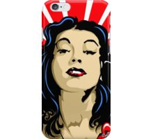 Ready for my closeup Mister DeMille- iPhone Case/Skin