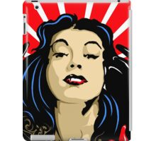 Ready for my closeup Mister DeMille- iPad Case/Skin