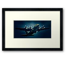 Air Force Blue Framed Print