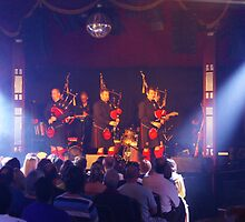 Red Hot Chilli Pipers by Nik Watt