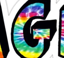 Tie Dye AGD Sticker