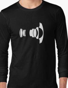 Nikon 16mm f/2.8 Fisheye Long Sleeve T-Shirt