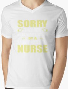 Sorry ladies, this guy is already taken by a smart and sexy nurse T-Shirt