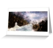 moonlake Greeting Card