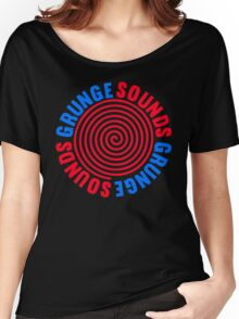 Grunge Sounds Women's Relaxed Fit T-Shirt