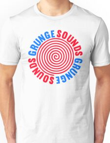 Grunge Sounds Unisex T-Shirt