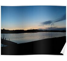 sunset up north Poster