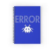Error Spiral Notebook