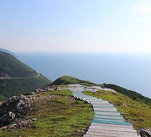 Cape Breton Island by Marie Breton