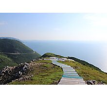 Cape Breton Island Photographic Print