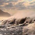 Wave of a Storm by Paul Bettison