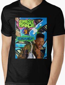 Fresh Prince 4 President Mens V-Neck T-Shirt
