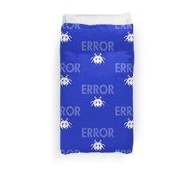 Error Duvet Cover