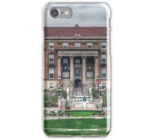 Agricultural Hall iPhone Case/Skin