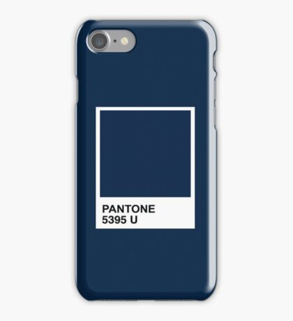 Indigo Blue  iPhone Case/Skin