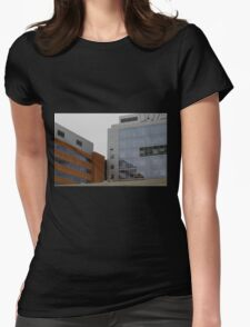 UAMS Little Rock, Ark USA Womens Fitted T-Shirt