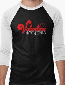Valentine Bluffs Men's Baseball ¾ T-Shirt