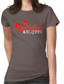 Valentine Bluffs Womens Fitted T-Shirt