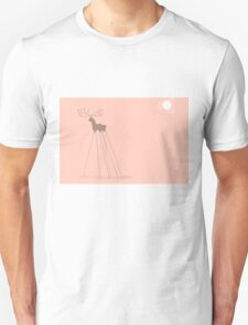 Kandic and the Pink Sand - Walking With Giants T-Shirt