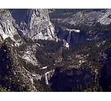 From Glacier Point/Cal./ U.S.A. Photographic Print