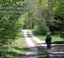 Teach me Thy paths by WalnutHill