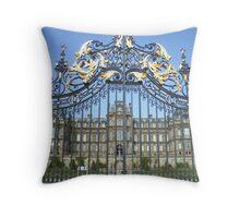Gate House Throw Pillow
