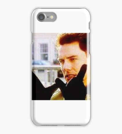 john barrowmen whatever iPhone Case/Skin