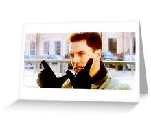 john barrowmen whatever Greeting Card