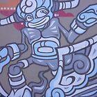 Melbourne Art by Leda D