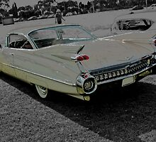 59 Cadillac Digitally remastered by Ferenghi