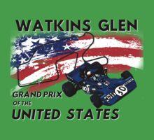 Jackie Stewart at Watkins Glen One Piece - Short Sleeve