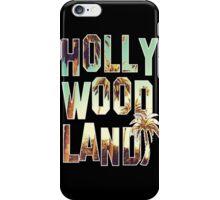Hollywood Land! iPhone Case/Skin