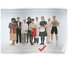 GROUPS: Young Professionals  Poster