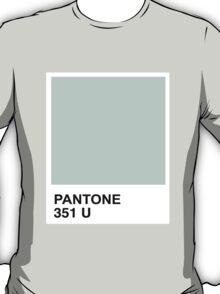 Pantone Mint + Tangerine T-Shirt