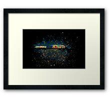 Sawed-Off: Kraken Framed Print