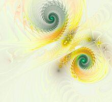 Energy Of Spirit by Deborah  Benoit