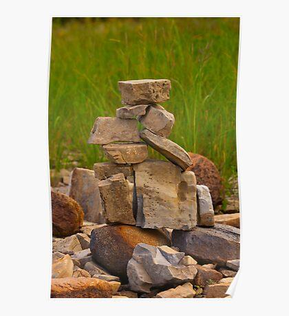 Spiritual Stones Poster