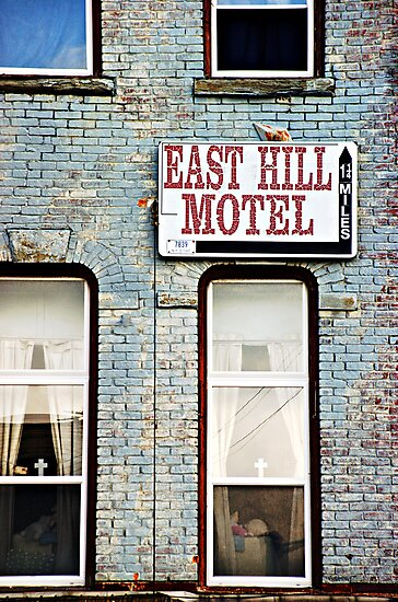 The Missing Motel by ronda chatelle